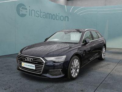 gebraucht Audi A6 A6Av. 40 TDI design qu.S-tronicLEDTourLeder