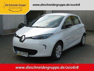 gebraucht Renault Zoe CARGO KLIMA LED-TFL ABS ESP ZV NAVI