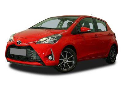 gebraucht Toyota Yaris YarisTeam D 5-Türer 15-l NAVI KAMERA SITZHEIZ