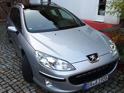 gebraucht Peugeot 407 SW 135 Premium