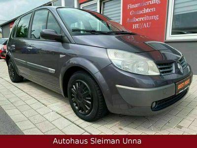 gebraucht Renault Scénic II Dynamique Confort 1,6