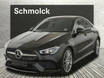 "gebraucht Mercedes CLA200 AMG/19""/LED/AUTOM/NAVI-PREMIUM/MBUX/AMBI"