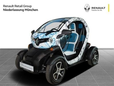 käytetty Renault Twizy TWIZY INTENS KNITTERFOLIERUNG Panoramadach, Park