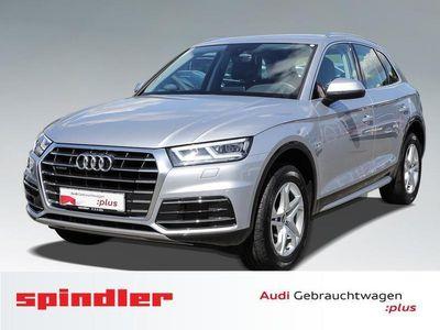 gebraucht Audi Q5 Design 2.0 TDI quattro, S-tronic | MMI NAVI+KLI