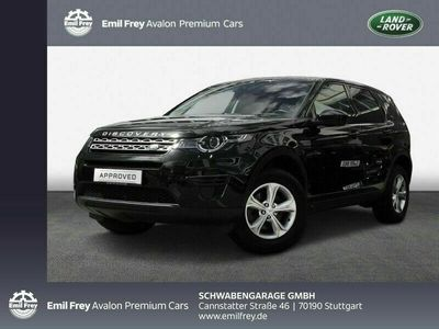 gebraucht Land Rover Discovery Sport TD4 Aut. Pure