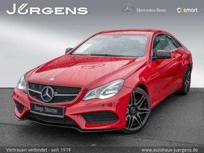 gebraucht Mercedes E250 Coupé AMG+Night+LED+Navi