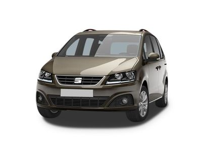 seat alhambra gebraucht 100 g nstige angebote 24h. Black Bedroom Furniture Sets. Home Design Ideas