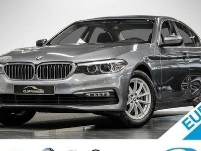 gebraucht BMW 520 i Limousine LED Navi Bus. el. Sitze Shz PDC