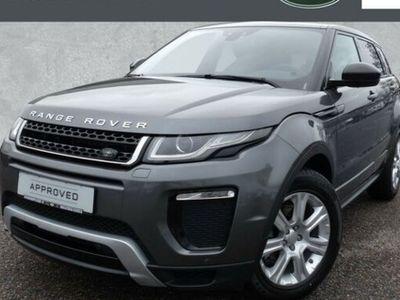 gebraucht Land Rover Range Rover evoque Range Rover Evoque 2.0 Si4 SE Dynamik AWD