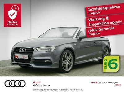 used Audi A3 Cabriolet Ambition 2.0 TDI clean diesel quattro 135 kW (184 PS) S tronic
