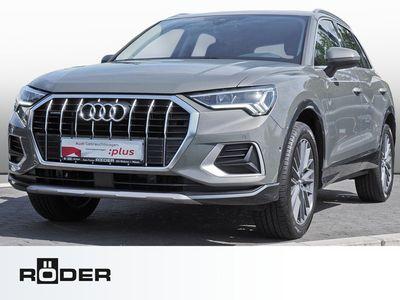 gebraucht Audi Q3 advanced 45 TFSI quattro S tronic Navi LED virtual cockpit 3 Jahre Anschlussgarantie