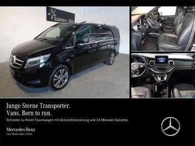 gebraucht Mercedes V250 AVANTGARDE EDITION 4M COM+LED+360°+EL.TÜREN