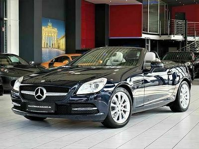 gebraucht Mercedes SLK200 Neu Roadster*PANORAMA*AIRSCARF*LEDER*NAVI*SHZ*17'LM*