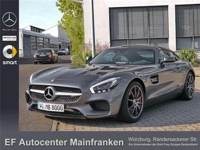 gebraucht Mercedes AMG GT S selenit nappa Keyless comand Burmester