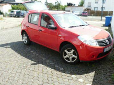 used Dacia Sandero 1.4 MPI