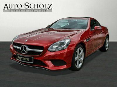 gebraucht Mercedes SLC200 SLCPANODACH+NAVI++MOTORSOUND++KLIMA+LED+SHZ