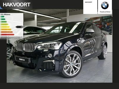 verkauft bmw x4 m 40i m sportpaket inn gebraucht 2016 km in st augustin. Black Bedroom Furniture Sets. Home Design Ideas