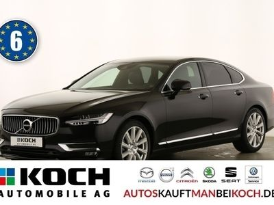 gebraucht Volvo S90 D4 Inscription Aut. Navi ACC LED Kamera 19Z