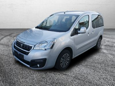 gebraucht Peugeot Partner Tepee 1.6 Blue-HDI FAP ACTIVE * AHK * PARKTRONIC * TEMPOMAT * KLIMA * NSW