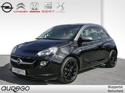 verkauft opel adam 1 0 turbo slam ecof gebraucht 2014. Black Bedroom Furniture Sets. Home Design Ideas