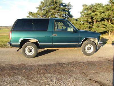 gebraucht Chevrolet Tahoe K1500, 4x4, 5.7 V8, USAF 62800mls
