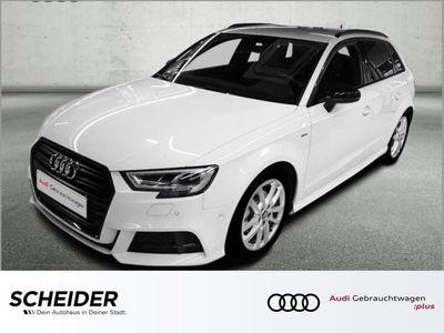 gebraucht Audi A3 Sporrtback 35 TFSI 3 x S line Navi Klima LED