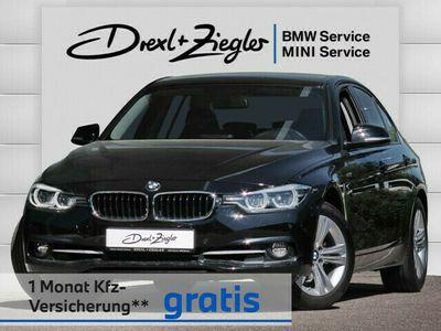gebraucht BMW 320 i Lim Sport SAG Navi CD SHZ Tempomat Alu17