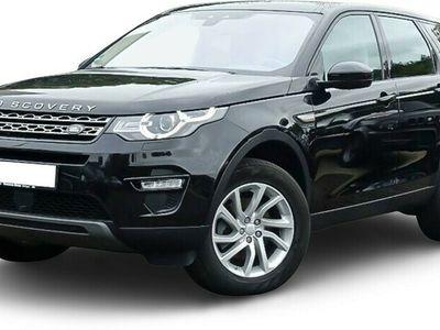gebraucht Land Rover Discovery Sport TD4 SE Xenon Head-Up ACC Keyless