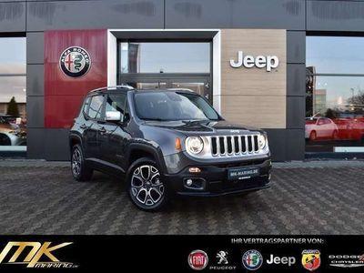 gebraucht Jeep Renegade Limited 1.4 MultiAir 4x2 *3D-NAVI*