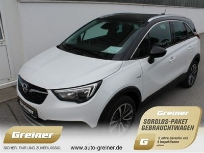 gebraucht Opel Crossland X X 1.2 Innovation KAMERA | KLIMA | SHZ | LRHZ
