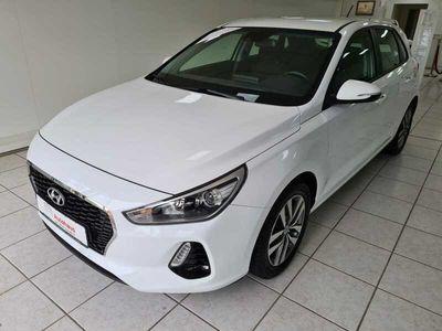 gebraucht Hyundai i30 1.4 T-GDI DCT TREND+AUTOMATIK+FREISPRECH+ALU