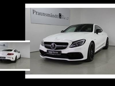 gebraucht Mercedes C63S AMG Coupé AMG Panorama/Distronic/360°/Night