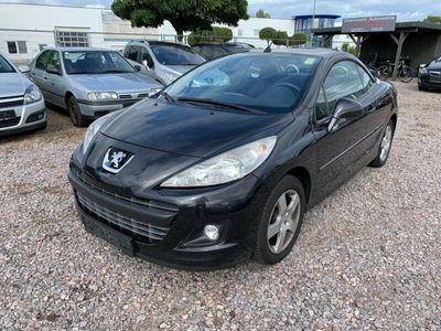 gebraucht Peugeot 207 CC Premium HDi FAP 110