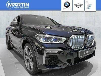 gebraucht BMW X6 M 50i *Gestiksteuerung*B&W*Surround*Head-Up*Komfortzg.*AHK*Pano.Dach*Laserlicht*