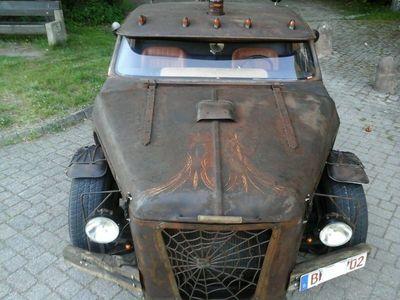 gebraucht Buick Electra Hot Rod Abschleppwagen Endzeittrack als in Gaggenau