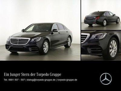 gebraucht Mercedes S500 LANG AMG NAVI+COMAND+MULTIBEAM+LED+PANO+ST
