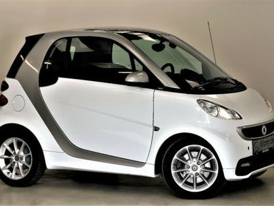 gebraucht Smart ForTwo Coupé 1.0 71 PS Micro Hybrid Drive Klima