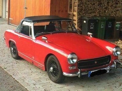 gebraucht Austin Healey Sprite MK 4 IV Bj. 1971 Rechtslenker als Cabrio/Roadster in Bissendorf