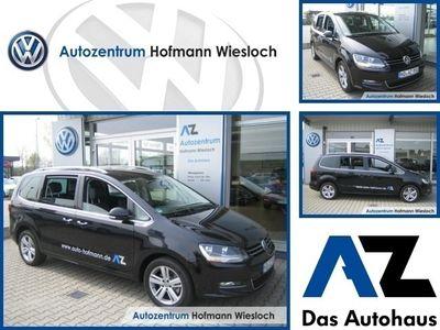 gebraucht VW Sharan 2.0TDI DSG Highline // 7SITZE // NAVI // 5 (Leder
