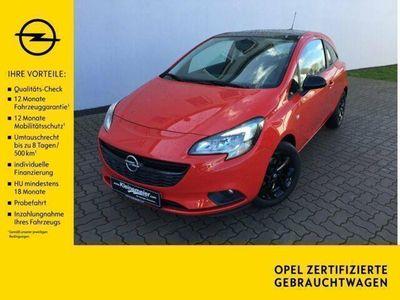 gebraucht Opel Corsa E 1.0 Turbo Color Edition*Navi*Klima*