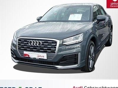 gebraucht Audi Q2 sport 1.6 TDI S line