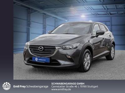 gebraucht Mazda CX-3 FWD Center-Line Touring-Paket Navi