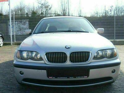 gebraucht BMW 320 i E46 !! Sehr guter Zustand--mit Ga... als Limousine in Detmold