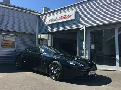gebraucht Aston Martin V8 Vantage Black Edition,Sammler Fahrzeug