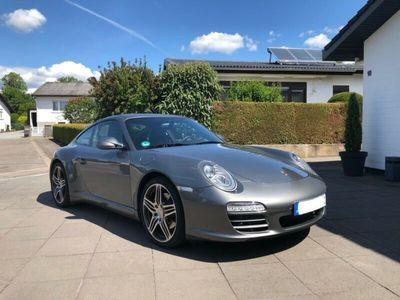 gebraucht Porsche 911 Carrera 4S 997 1.Hand, Facelift