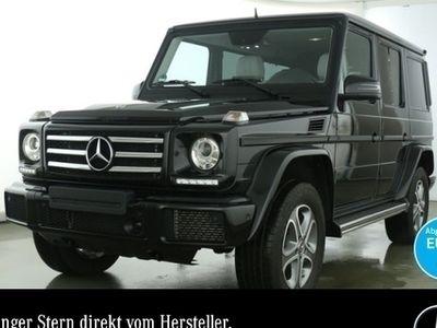 gebraucht Mercedes G350 L d Stdhzg COMAND SHD AHK Kamera Totwinkel