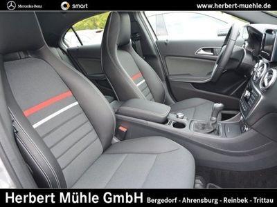 gebraucht Mercedes A180 BE Style+Navi+Einparkhilfe+Teilleder+AHK