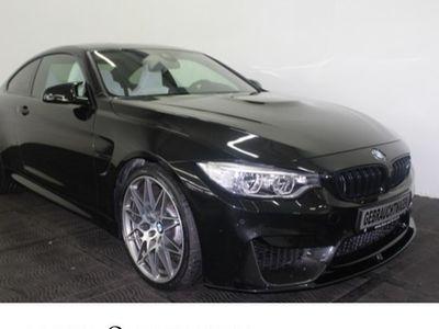gebraucht BMW M4 Coupe 3.0 24V Competition Doppelkupplungsgetriebe