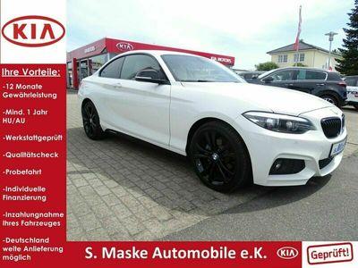 gebraucht BMW 230 i Coupé Sport Line*HiFi-Lautspr.*Glasdach*Aut