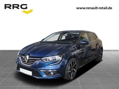 gebraucht Renault Mégane IV 1.3 TCe 160 BOSE Easy-Park-Assistent,